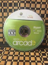 Xbox Live Arcade Compilation Disc (Xbox 360) REFURBISHED (DISC ONLY) #10723
