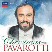 LUCIANO PAVAROTTI Christmas With Pavarotti (2016) 34-track CD album NEW/SEALED