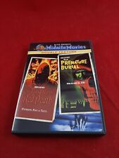 The Masque of the Red Death / The Premature Burial [Midnite Movies Double Featur