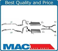 Fits 03-09 Ford Crown Victoria & Mercury Grand Marquis W/ Dual Muffler Exhaust