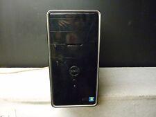 Dell Inspiron Micro ATX computer Case, no fans, no PSU, w/Front USB
