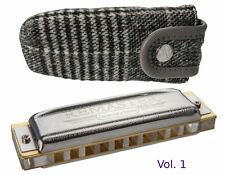Hohner Collector's Edition Remaster Vol. 1 German Diatonic Harmonica in Key of C