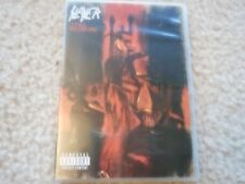 "SLAYER ""SILL REIGNING"" DVD REIGN IN BLOOD LIVE"