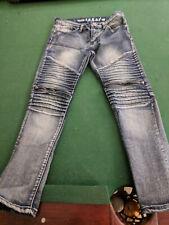 Fusai size 12 Blue jeans designer