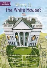 Where Is?: Where Is the White House? by Tomie dePaola and Megan Stine (2015)