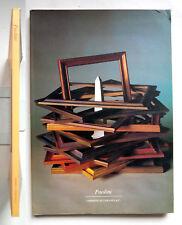 Giulio Paolini Correspondances Umberto Allemandi & C. 1986
