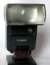 Canon Speedlite 430EZ flashgun, with a cosmetic issue.