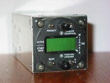 MICROAIR M-760 VHF COM RADIO !!! VERY NICE M 760 !!! AR4201 AR3201 ATR500  FSG71