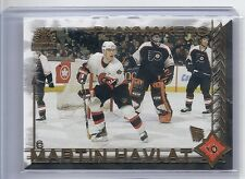 01-02 2001-02 ADRENALINE MARTIN HAVLAT PLAYMAKERS 7 OTTAWA SENATORS