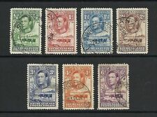 Used George VI (1936-1952) Bechuanaland Stamps