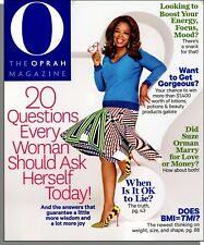 O The Oprah Magazine - 2014, April - 20 Questions Every Woman Should Ask Herself