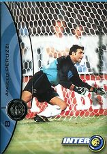 Figurina INTER CARDS 2000 DS n. 8 ANGELO PERUZZI