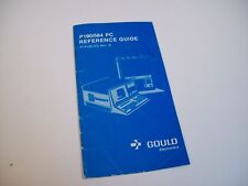 Gould P190/584 Pc Reference Guide Manual Rev. B - Used - Free Shipping