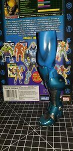 APOCALYPSE Left Leg! (2005) Toy Biz Marvel Legends! BAF Part! Wolverine!