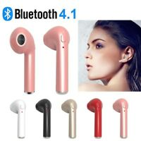 écouteurs, casque bluetooth rose pour  iPhone,Samsung,Wiko,Nokia,LG,Sony,Huawei