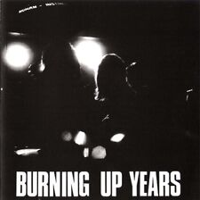 THE HUMAN INSTINCT - Burning Up Years. New CD + bonus track