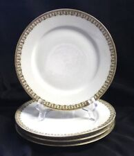 Set of 4 Limoges Wm. Guerin & Co. France for Gimbel Brothers Salad Plates