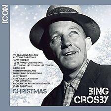 icon bing crosby christmas 0602537957699 cd - Bing Crosby Christmas Music