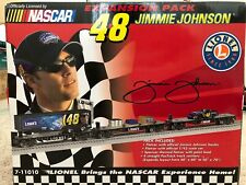 Jimmie Johnson 2006 Lionel O-Scale Expansion Pack (7-11010) Set