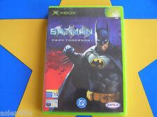 BATMAN DARK TOMORROW - XBOX