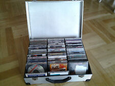 DJ CD Koffer mit 69 CD`s