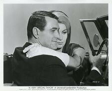 ROCK HUDSON DANICE D'HONDT A VERY SPECIAL FAVOR 1965 VINTAGE PHOTO ORIGINAL #9