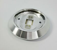 Round Dome Light Base Reflector for Most 1971-1981 Chevy Cars