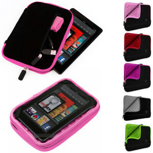 """SumacLife Padded Tablet Sleeve Pouch Case Zip Bag For 8.4"""" Samsung Galaxy Tab A"""