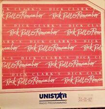 RADIO SHOW: DICK CLARK'S RR&R 11/21/92 TEMPTATIONS TRIBUTE &12 INTERVIEWS