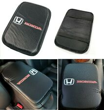 For Honda Car Center Console Armrest Cushion Mat Pad Cover (Fits: Honda)