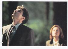 X-FILES carte postale n° 105-387 David DUCHOVNY Gillian ANDERSON XFILES X FILES