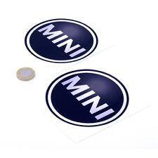 Mini Sticker Decal Badge Voiture Vinyle 100 mm x2 Cooper S Clubman Countryman SD