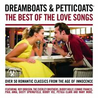 Various / Dreamboats & Petticoats: Best Of The Love Songs (2 CD) *NEW* CD
