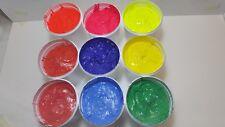Plastisol ink.Range Of Colours.1 Litre
