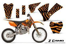 KTM SX85 SX105 2004-2005 GRAPHICS KIT CREATORX DECALS ZCAMO O