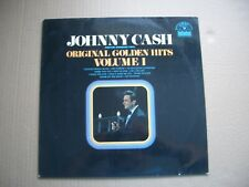 JOHNNY CASH AND THE TENNESSEE TWO - ORIGINAL GOLDEN HITS VOLUME 1 - VINYL LP