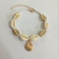 New Natural Cowrie Shell Jewelry Bracelet Women Strand Bangle Best Friend Gift