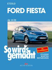 Reparaturanleitung Ford Fiesta 2008-2017 So wirds gemacht 154 Wartungshandbuch