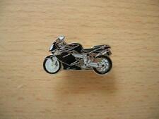 Pin BMW K 1200 S / K1200S schwarz black Motorrad Art. 1053 Motorbike Moto Spilla