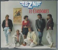 BZN - El Cordobes CD SINGLE 2TR HOLLAND 1989 RARE!!