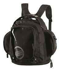 Icon Urban Magnetic Tank Bag Backpack Helmet Carrier Black Sport Street Bike