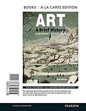 Art A Brief History a la Carte by Marilyn Stokstad