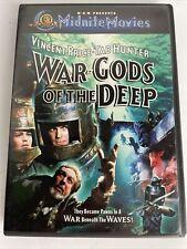 War Gods of the Deep (DVD) Vincent Price Fantasy Adventure