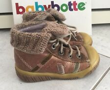 chaussures BABYBOTTE   fille p-22