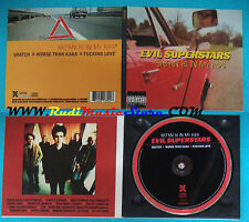CD Singolo Evil Superstars Satan Is In My Ass  PDOXD 009 UK 1996 DIGIPAK(S23)