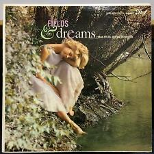 FRANK FIELDS fields and dreams LP VG+ DLP 3089 Mono USA DOT 1958 Eddy Manson