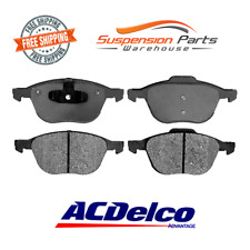 14D1041 Rear Brake Pads Ceramic Set Fits Infiniti QX56, Nissan Armada, Titan