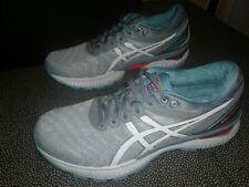 Womens Asics Gel-Nimbus 22 Size 10.5 B Running Walking Training missing insoles