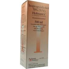 ISOPROPYLALKOHOL 70% Hofmanns   500 ml   PZN691079
