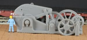 HO Scale United Engineering & Foundry Co. No. 6 Lever Shear